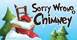 Sorry wrong chimney